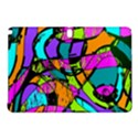 Abstract Sketch Art Squiggly Loops Multicolored Samsung Galaxy Tab Pro 10.1 Hardshell Case View1