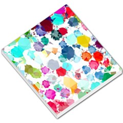 Colorful Diamonds Dream Small Memo Pads