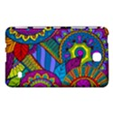 Pop Art Paisley Flowers Ornaments Multicolored Samsung Galaxy Tab 4 (7 ) Hardshell Case  View1