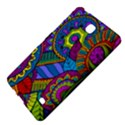 Pop Art Paisley Flowers Ornaments Multicolored Samsung Galaxy Tab 4 (7 ) Hardshell Case  View4