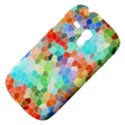 Colorful Mosaic  Samsung Galaxy S3 MINI I8190 Hardshell Case View4