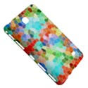 Colorful Mosaic  Samsung Galaxy Tab 4 (7 ) Hardshell Case  View5