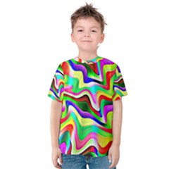 Irritation Colorful Dream Kids  Cotton Tee