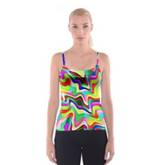 Irritation Colorful Dream Spaghetti Strap Top