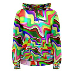 Irritation Colorful Dream Women s Pullover Hoodie