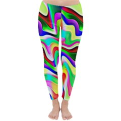 Irritation Colorful Dream Winter Leggings