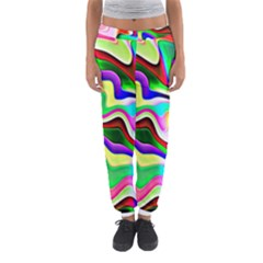 Irritation Colorful Dream Women s Jogger Sweatpants