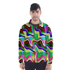 Irritation Colorful Dream Wind Breaker (Men)