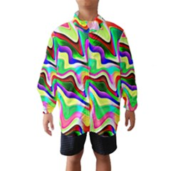 Irritation Colorful Dream Wind Breaker (Kids)