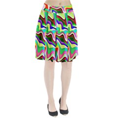 Irritation Colorful Dream Pleated Skirt