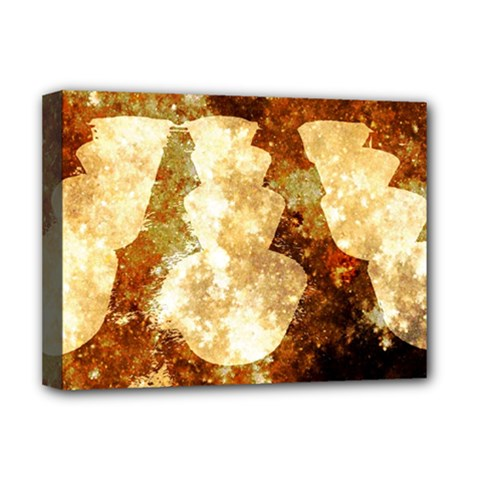 Sparkling Lights Deluxe Canvas 16  X 12   by yoursparklingshop