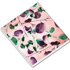 Spiral Eucalyptus Leaves Small Memo Pads by DanaeStudio