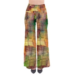 Indian Summer Funny Check Pants by designworld65