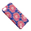 Pink Daisy Pattern Apple iPod Touch 5 Hardshell Case with Stand View5