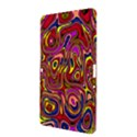 Abstract Shimmering Multicolor Swirly Samsung Galaxy Tab 2 (10.1 ) P5100 Hardshell Case  View3