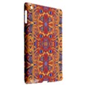 Oriental Watercolor Ornaments Kaleidoscope Mosaic Apple iPad 3/4 Hardshell Case (Compatible with Smart Cover) View2