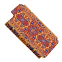 Oriental Watercolor Ornaments Kaleidoscope Mosaic Apple iPhone 5 Hardshell Case (PC+Silicone) View5