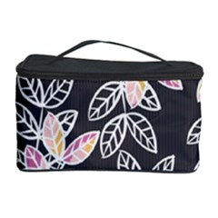 Winter Beautiful Foliage  Cosmetic Storage Case by DanaeStudio
