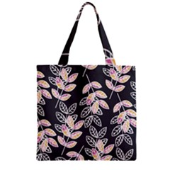 Winter Beautiful Foliage  Zipper Grocery Tote Bag by DanaeStudio