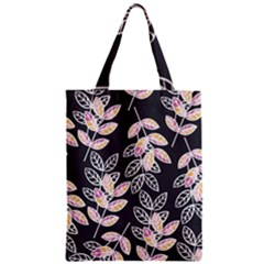 Winter Beautiful Foliage  Zipper Classic Tote Bag by DanaeStudio