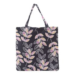Winter Beautiful Foliage  Grocery Tote Bag by DanaeStudio