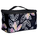 Winter Beautiful Foliage  Cosmetic Storage Case View2