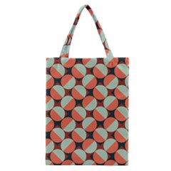 Modernist Geometric Tiles Classic Tote Bag