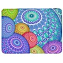 India Ornaments Mandala Balls Multicolored Samsung Galaxy Tab 7  P1000 Flip Case View1