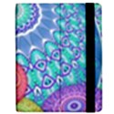 India Ornaments Mandala Balls Multicolored Samsung Galaxy Tab 7  P1000 Flip Case View2