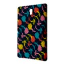 Colorful Floral Pattern Samsung Galaxy Tab S (8.4 ) Hardshell Case  View2