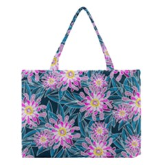 Whimsical Garden Medium Tote Bag by DanaeStudio