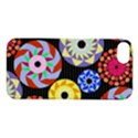 Colorful Retro Circular Pattern Apple iPhone 5S/ SE Hardshell Case View1