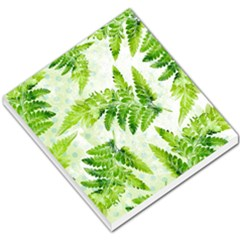 Fern Leaves Small Memo Pads by DanaeStudio
