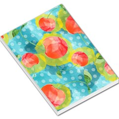 Red Cherries Large Memo Pads