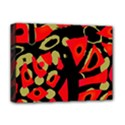 Red artistic design Deluxe Canvas 16  x 12   View1