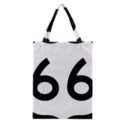 U S  Route 66 Classic Tote Bag by abbeyz71