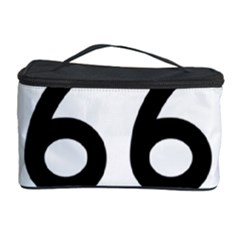 U.S. Route 66 Cosmetic Storage Case