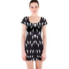 Win 20161004 23 30 49 Proyiyuikdgdgscnhggpikhhmmgbfbkkppkhoujlll Short Sleeve Bodycon Dress by MRTACPANS