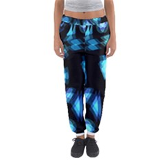 Blue light Women s Jogger Sweatpants