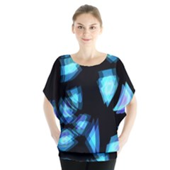Blue light Blouse