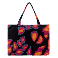 Hot, Hot, Hot Medium Tote Bag by Valentinaart