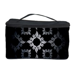 Antique Backdrop Background Baroque Cosmetic Storage Case by AnjaniArt