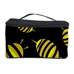 Decorative Bees Cosmetic Storage Case