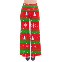 Xmas Pattern Pants by Valentinaart