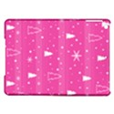 Magenta Xmas iPad Air Hardshell Cases View1