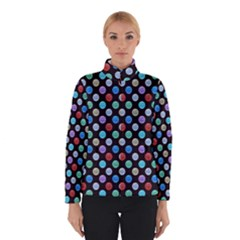 Death Star Polka Dots In Multicolour Winterwear by fashionnarwhal