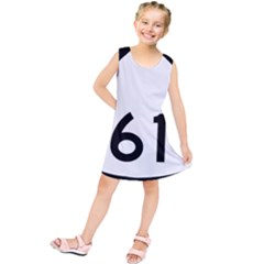 Hawaii Route 61  Kids  Tunic Dress