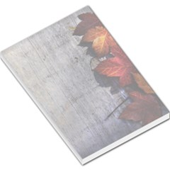 Fall Leaves Large Memo Pad by PhotoThisxyz