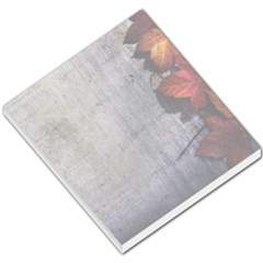 Fall Leaves Small Memo Pad by PhotoThisxyz