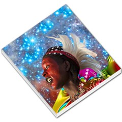 African Star Dreamer Small Memo Pads by icarusismartdesigns